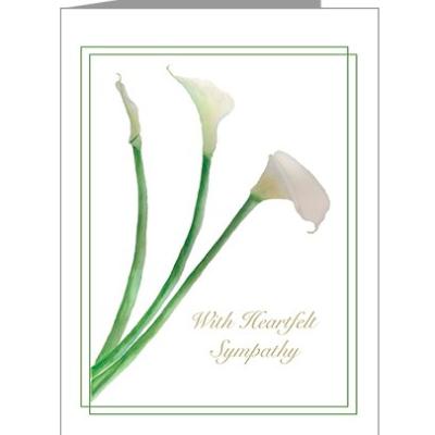 Designing a Custom Sympathy Card