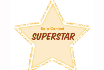 Be a Content Superstar!